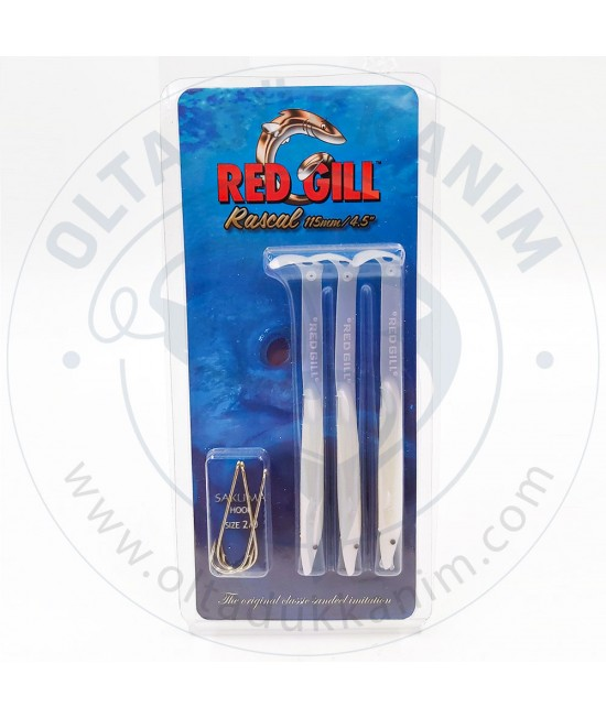 Red Gill Blue Pearl 115mm